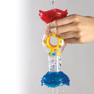 Jouet de bain moulin à eau rigolo Playgro
