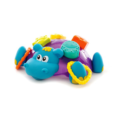Jouet de bain l'îlot hippo Playgro
