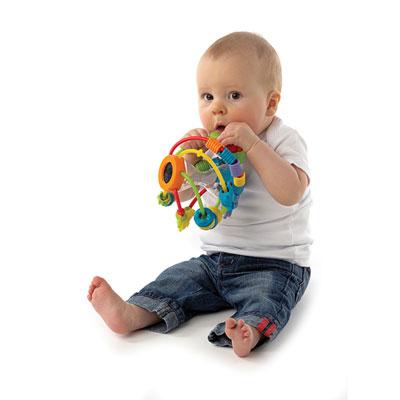 Jouet d'éveil balle j'apprends en jouant Playgro