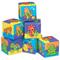 Jouet de bain cubes souples Playgro
