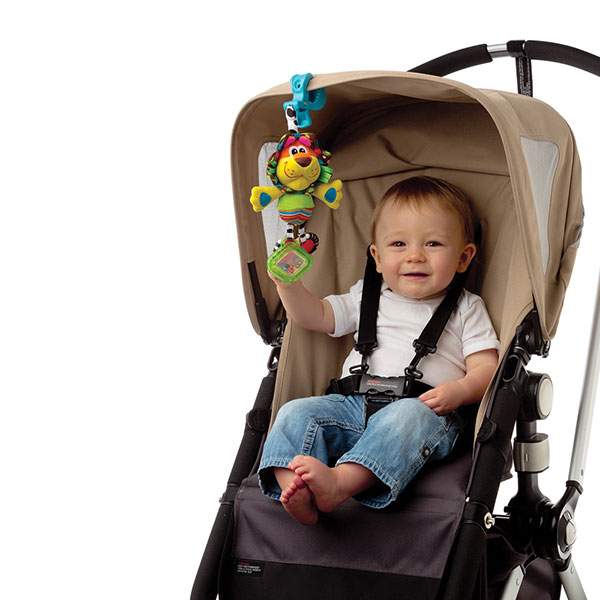 Jouet nomade le lion roary Playgro
