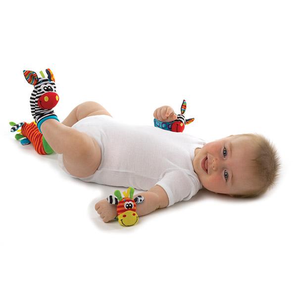 Hochet pour pieds et poigntes Playgro