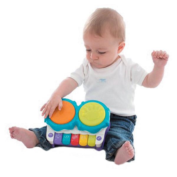 Jouet d'éveil mon 1er piano tam-tam Playgro