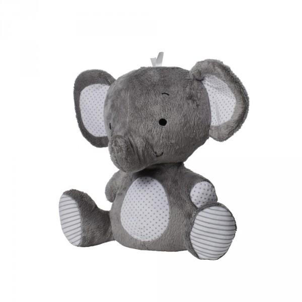peluche lephant gris 5 sur allob b. Black Bedroom Furniture Sets. Home Design Ideas
