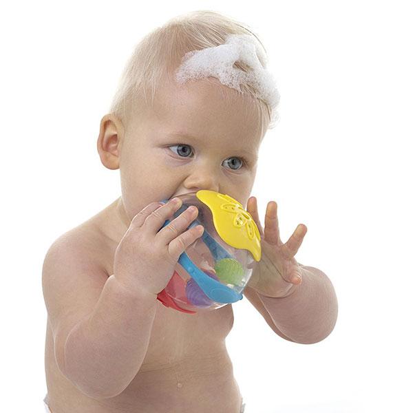 Balle d'activités pour le bain Playgro