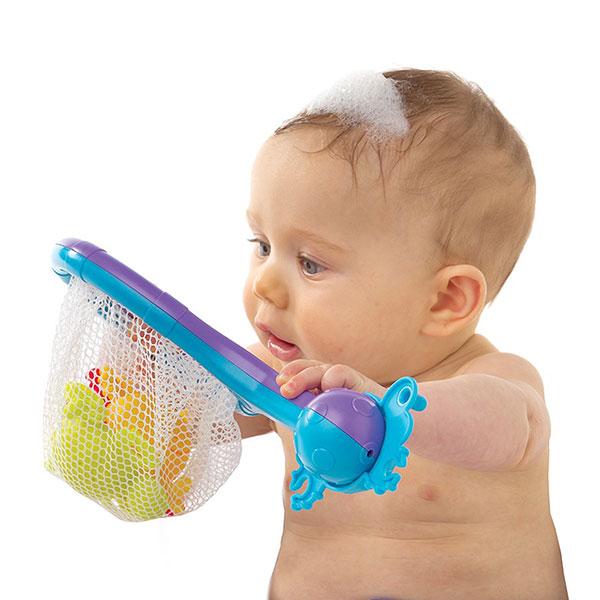 Epuisette et jouets de bain Playgro