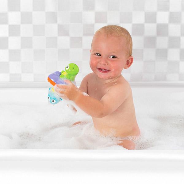 Jouet de bain flip and swich Playgro