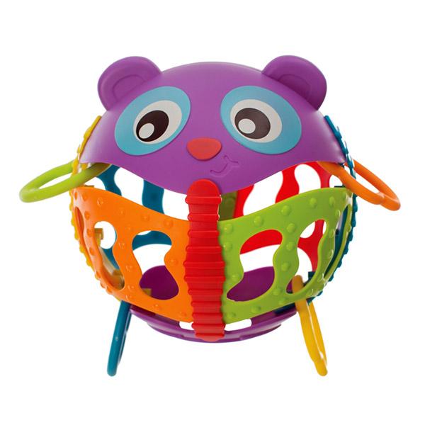 Jouet d'éveil grande balle rolly-poly Playgro