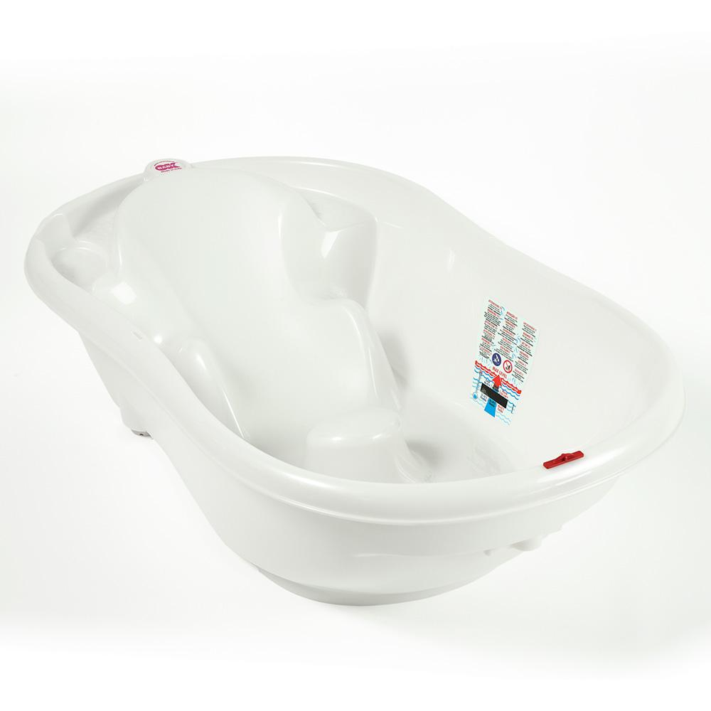baignoire onda blanc de okbaby en vente chez cdm. Black Bedroom Furniture Sets. Home Design Ideas