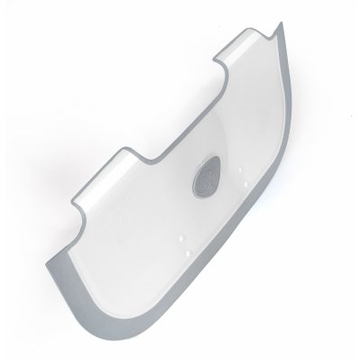 Réducteur de baignoire bébé blanc / gris Babydam
