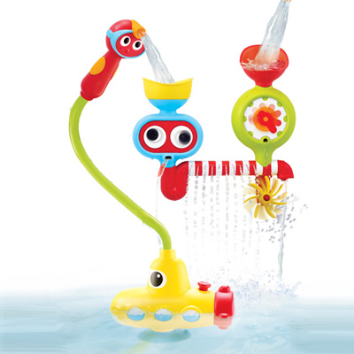 Jouet de bain la station sous-marine Yookidoo