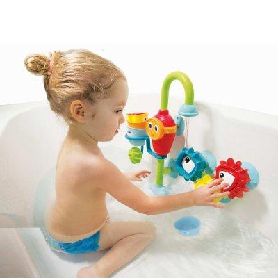 Jouet de bain bébé la douche multi-activités Yookidoo