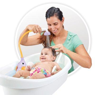 Jouet de bain bébé douchette elephant violet Yookidoo