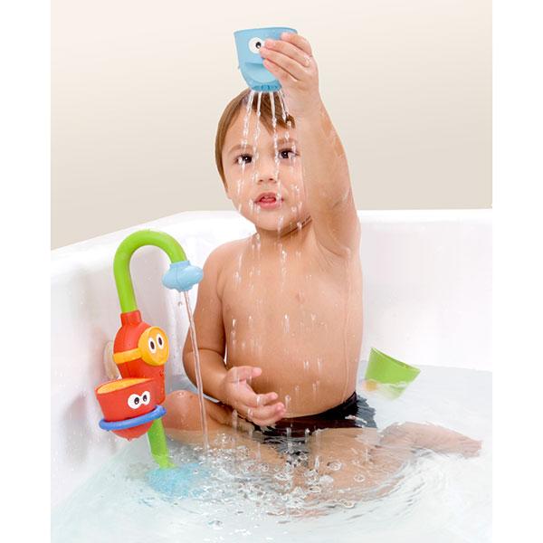 Jouets de bain bébé la douche en délire