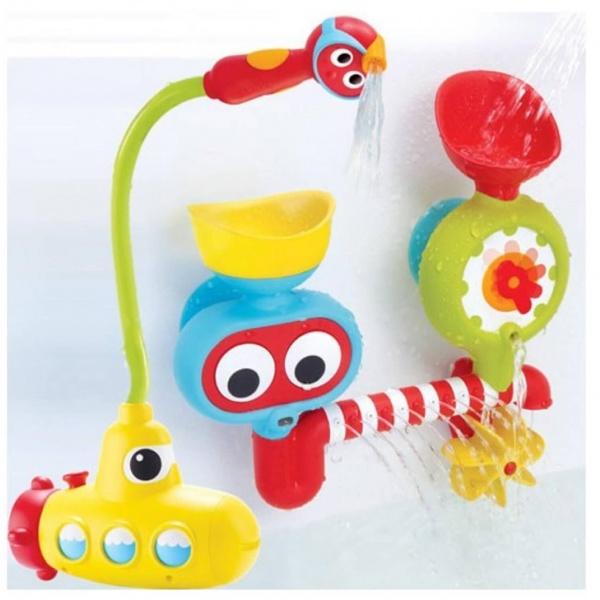 Jouet de bain la station sous-marine