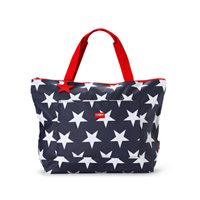 Sac cabas navy star