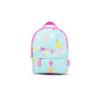 Mini sac à dos avec rènes pineapple Penny scallan