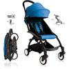 Poussette 4 roues yoyo+ by babyzen 6 mois + noire/bleue Babyzen