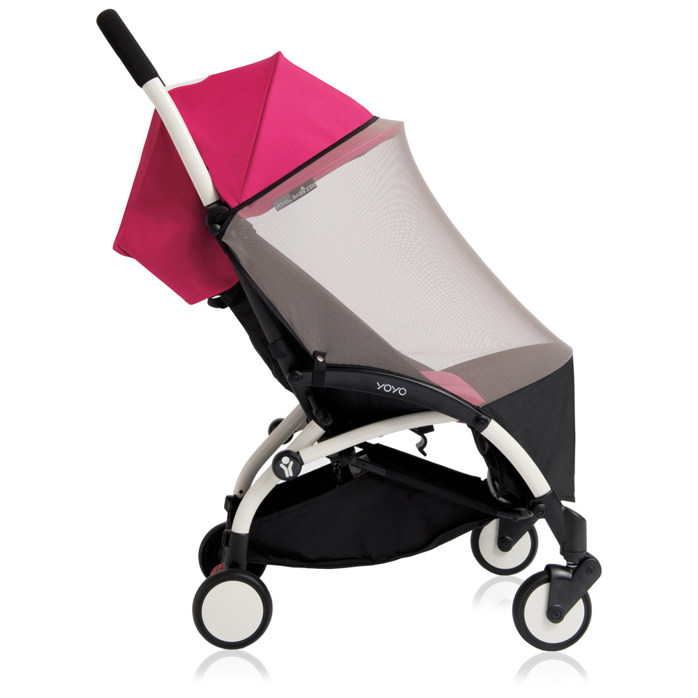 moustiquaire pour poussette yoyo 6 mois de babyzen sur. Black Bedroom Furniture Sets. Home Design Ideas
