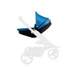 Nacelle bébé babyzen zen black frame/bleue pas cher