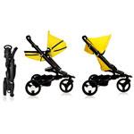 Poussette 3 roues babyzen zen all-in-on edition limitée yellow pas cher
