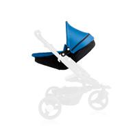 Nacelle bébé babyzen zen black frame/bleue