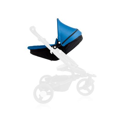Nacelle bébé babyzen zen black frame/bleue Babyzen