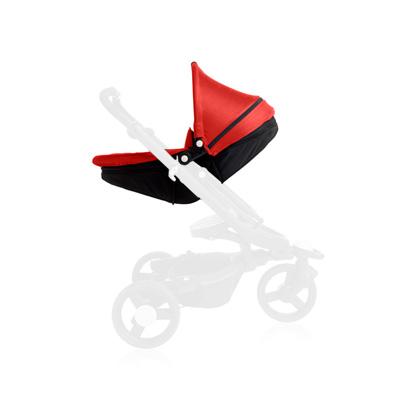 Nacelle bébé babyzen zen black frame/rouge Babyzen