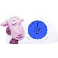 Réveil ludique sam l'agneau rose