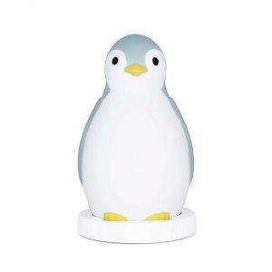 Veilleuse bébé pam le pingouin bleu