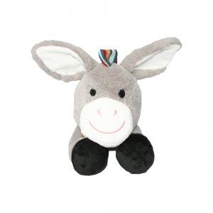 Peluche bébé sonore don l'âne