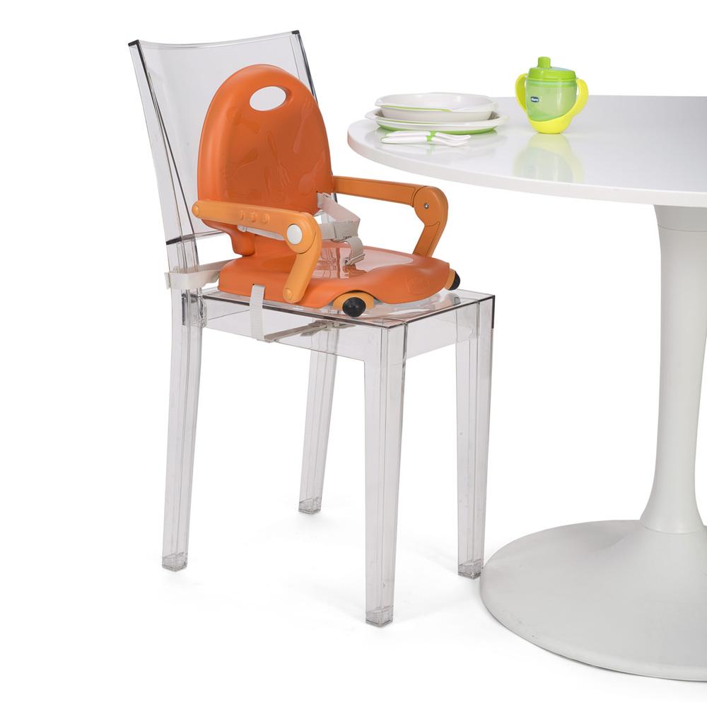 rehausseur de table pocket snack lime de chicco. Black Bedroom Furniture Sets. Home Design Ideas