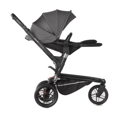 Pack poussette duo trider avec matrix light 2 red Jane