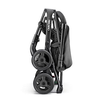 Poussette 4 roues easylife graphite Recaro