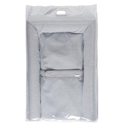 Matelas a langer mat confort gamme experte gris Candide