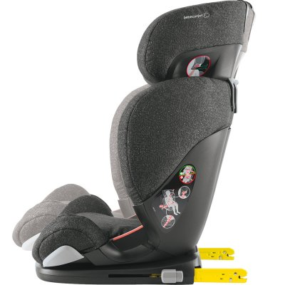 Siège auto rodifix air protect nomad grey - groupe 2/3 Bebe confort