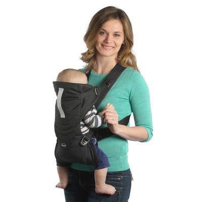 Porte bébé easy fit black night Chicco
