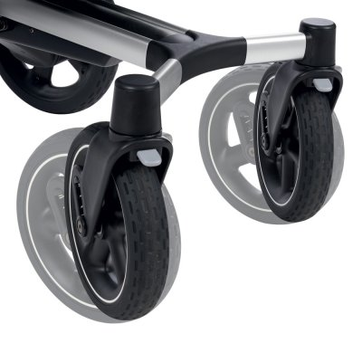Poussette 4 roues nova sparkling grey Bebe confort