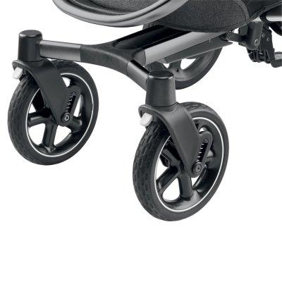 Poussette 4 roues nova nomad blue Bebe confort