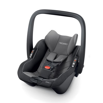 Siège auto zero 1 elite i-size racing red - groupe 0+/1 Recaro