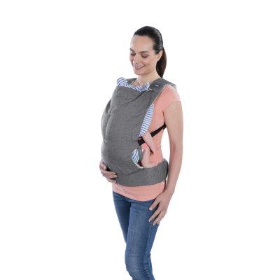 Porte bébé myamaki grey aquarelle Chicco