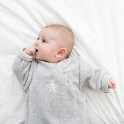 Drap housse bébé 70x140cm tender Bemini