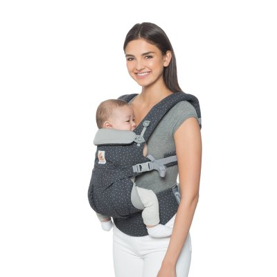 Porte-bébé physiologique omni 360 triple triangles Ergobaby