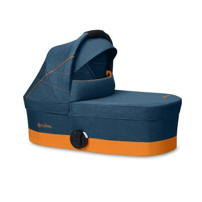 Nacelle s tropical blue/navy blue Cybex