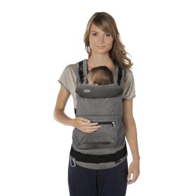 Porte bébé my go comfy grey Cbx