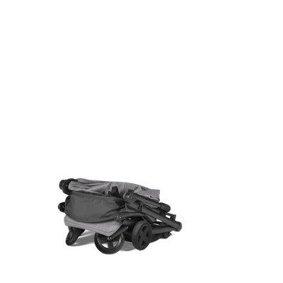 Poussette 4 roues etu crunchy red Cbx