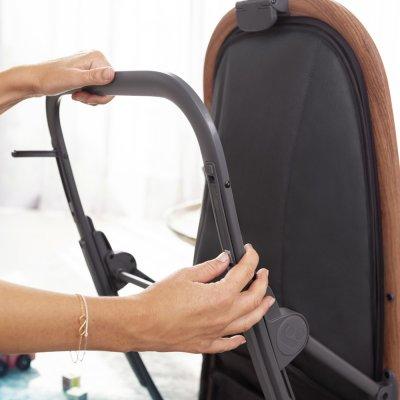 Transat bébé kori essential graphite Bebe confort