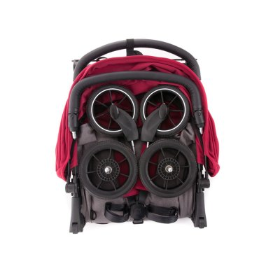 Poussette 4 roues alaska noir Baby monsters