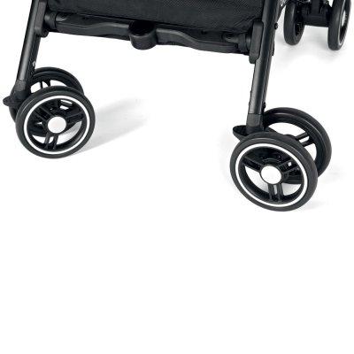 Poussette 4 roues oop black Burigotto
